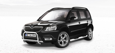 trittbretter skoda yeti vm03290. Black Bedroom Furniture Sets. Home Design Ideas